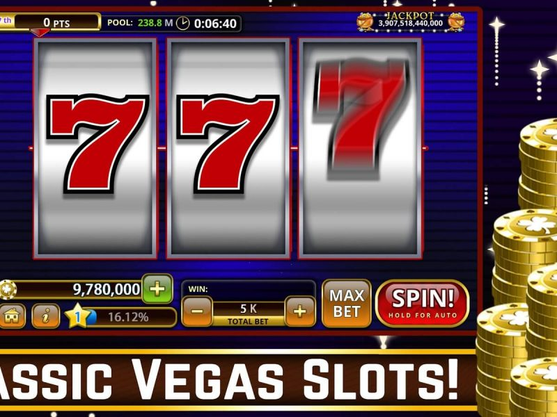 Free Vegas slots: play the best free gambling games for fun
