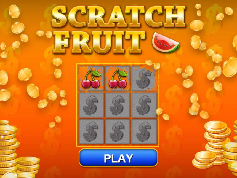 Free scratch games online without registration